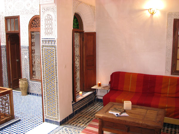 A room in house to rent in Fes